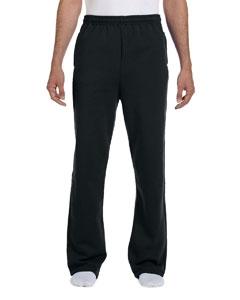 Jerzees 974MP 8 oz., 50/50 NuBlend® Open-Bottom Sweatpants