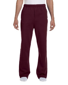 Jerzees 974MP 8 oz., 50/50 NuBlend® Open-Bottom Sweatpants
