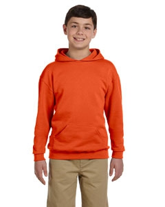 Jerzees 996Y Youth 8 oz., 50/50 NuBlend® Fleece Pullover Hood