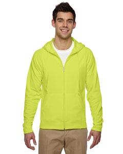 Jerzees PF93MR 6 oz. Sport Tech Fleece Full-Zip Hood