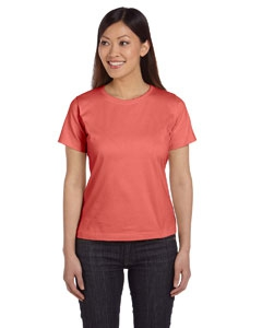 LAT 3580 Ladies' Combed Ringspun Jersey T-Shirt