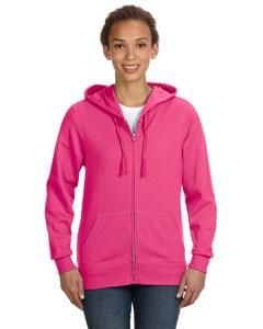 LAT 3763 Ladies' Full-Zip Hoodie