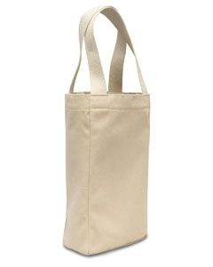 Liberty Bags 1726 Double Bottle Wine Tote