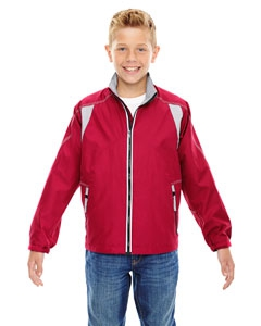 North End 68011 Youth Endurance Lightweight Colorblock Jacket