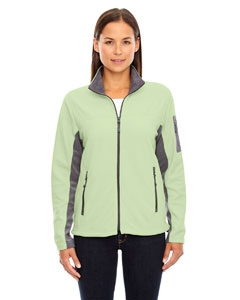 North End 78048 Ladies' Microfleece Jacket