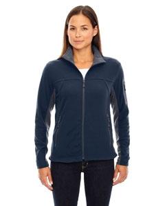 North End 78048 Ladies' Microfleece Jacket