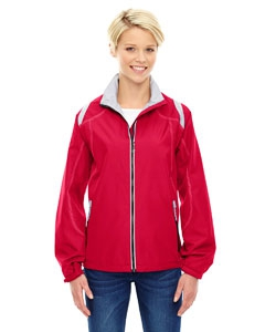 North End 78076 Ladies' Endurance Lightweight Colorblock Jacket