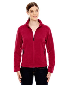 North End 78172 Ladies' Voyage Fleece Jacket