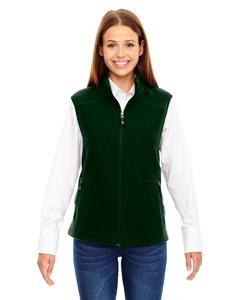 North End 78173 Ladies' Voyage Fleece Vest