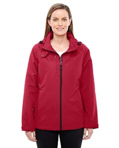 North End 78226 Ladies' Insight Interactive Shell Jacket