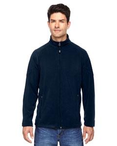 North End 88095 Men's Microfleece Unlined Jacket