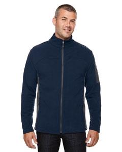 North End 88123 Men's Microfleece Jacket