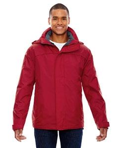 North End 88130 Men's 3-in-1 Jacket