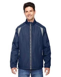 North End 88155 Men's Endurance Lightweight Colorblock Jacket