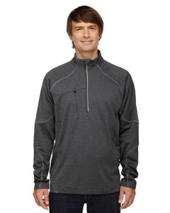 North End 88175 Men's Catalyst Performance Fleece Half-Zip