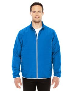 North End 88231 Men's Resolve Interactive Insulated Packable Jacket