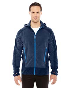 North End Sport Red 88810 Men's Vortex Polartec Active Fleece Jacket