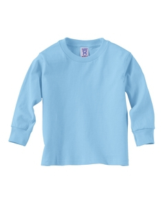 Rabbit Skins 3311 Toddler's 5.5 oz. Jersey Long-Sleeve T-Shirt