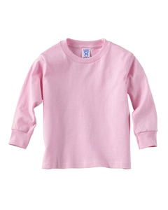 Rabbit Skins 3311 Toddler's 5.5 oz. Jersey Long-Sleeve T-Shirt