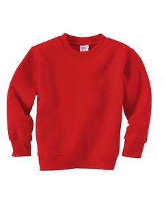 Rabbit Skins 3317 Toddler's 7.5 oz. Fleece Sweatshirt