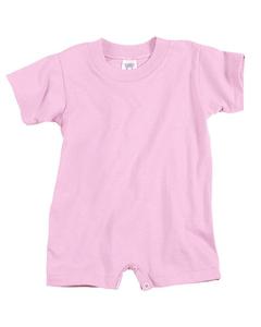 Rabbit Skins 4426 Infants'5.5 oz. Jersey T-Shirt Romper
