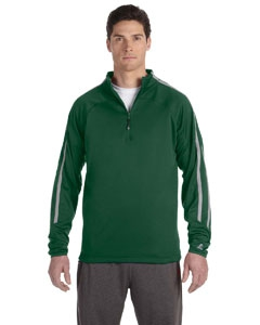 Russell Athletic 8TPEFM Tech Fleece Quarter-Zip Cadet