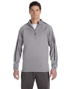 Russell Athletic 8TPEFM Tech Fleece Quarter-Zip Cadet