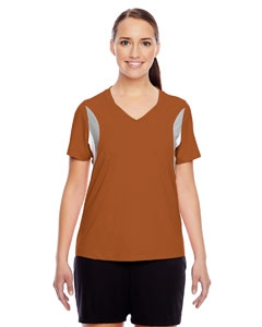 Team 365 TT10W Ladies' Short-Sleeve V-Neck All Sport Jersey