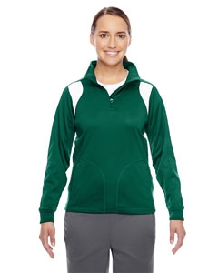 Team 365 TT32W Ladies' Elite Performance Quarter-Zip