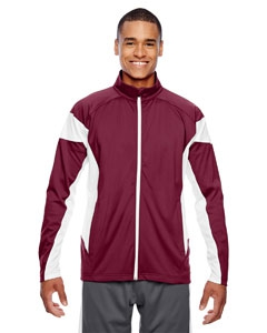 Team 365 TT34 Men's Elite Performance Full-Zip