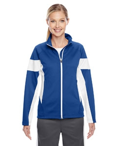 Team 365 TT34W Ladies' Elite Performance Full-Zip