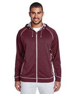 Team 365 TT38 Men's Excel Performance Fleece Jacket