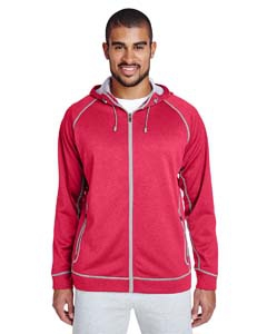 Team 365 TT38 Men's Excel Performance Fleece Jacket
