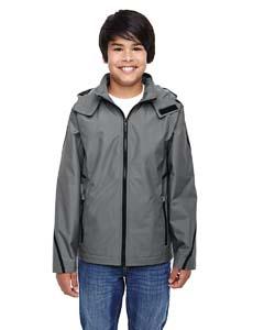 Team 365 TT72Y Conquest Jacket with Fleece Lining