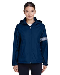 Team 365 TT78W Ladies' Boost All Season Jacket with Fleece Lining