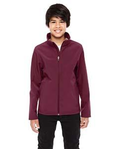 Team 365 TT80Y Youth Leader Soft Shell Jacket