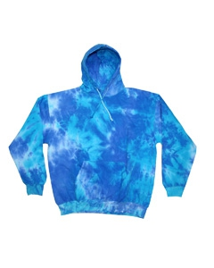 Tie-Dye CD877Y Youth 8.5 oz. Tie-Dyed Pullover Hood