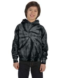 Tie-Dye CD877Y Youth 8.5 oz. Tie-Dyed Pullover Hood