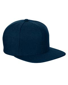 Yupoong 6689 Melton Wool Adjustable Cap