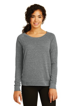 Alternative Women's EcoJersey Slouchy Pullover. AA1990