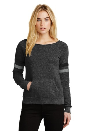 Alternative Women's Maniac Sport EcoFleece Sweatshirt. AA9583