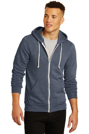 Alternative  Rocky EcoFleece Zip Hoodie. AA9590