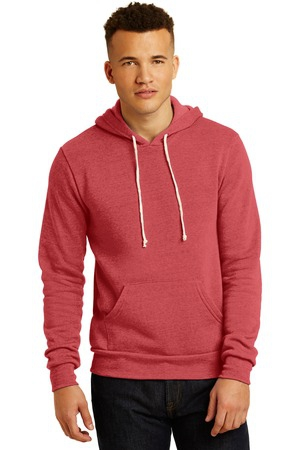 Alternative Challenger EcoFleece Pullover Hoodie. AA9595