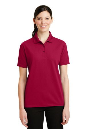 CornerStone  Ladies Industrial Pique Polo. CS403