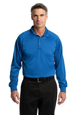 CornerStone  Select Long Sleeve SnagProof Tactical Polo. CS410LS