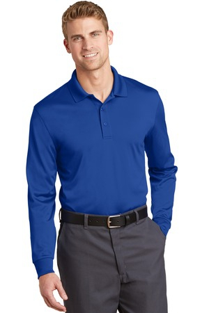 CornerStone Select SnagProof Long Sleeve Polo. CS412LS