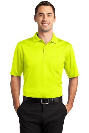 CornerStone Select SnagProof Pocket Polo. CS412P