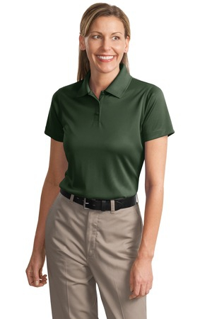 CornerStone  Ladies Select SnagProof Polo. CS413