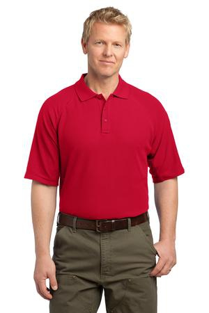 CornerStone  EZCotton Tactical Polo. CS414