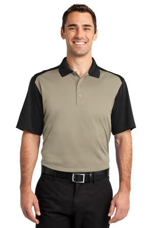 CornerStone Select SnagProof Blocked Polo. CS417